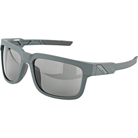 100% Type S Glasses soft tact slate/peakpolar